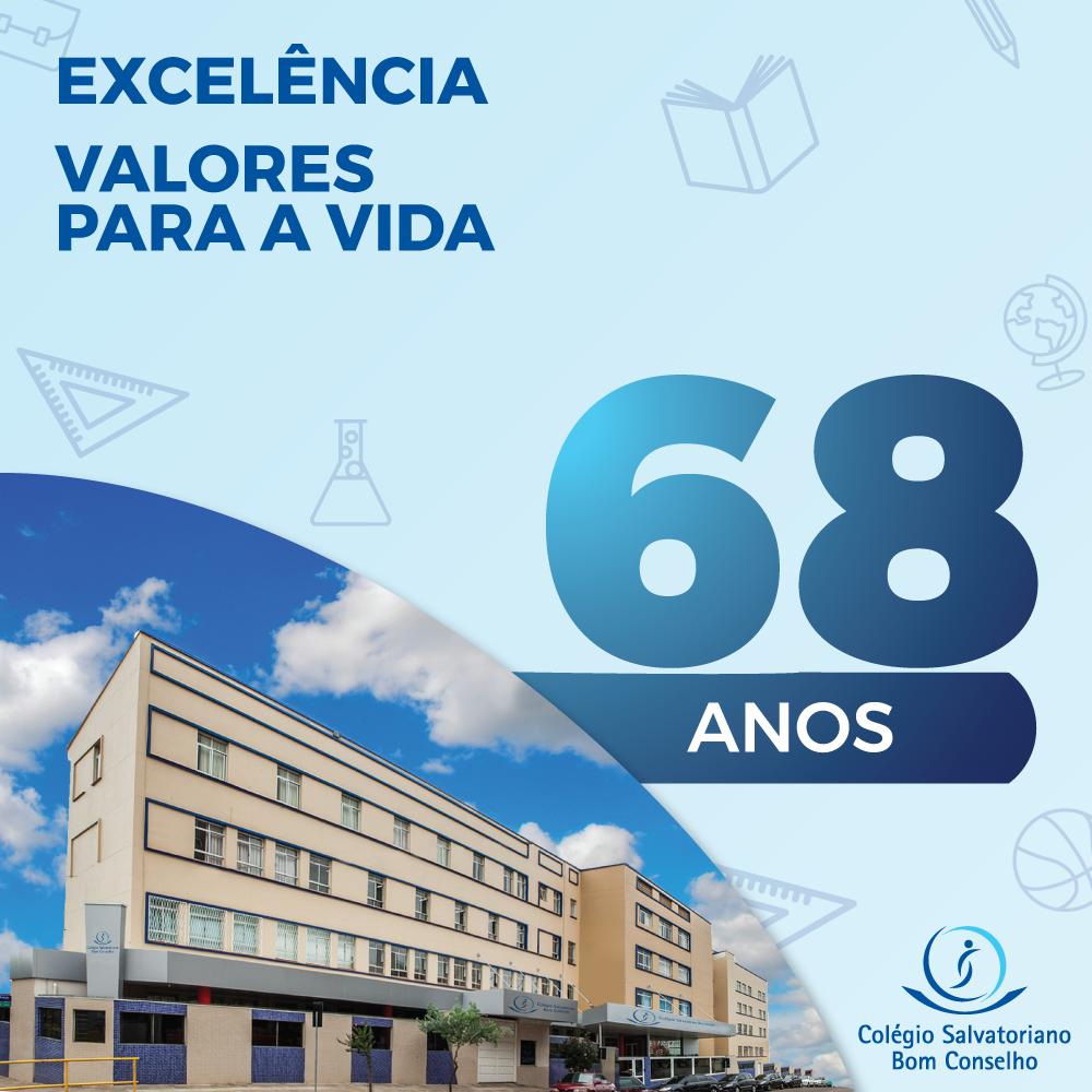 26/04 – Aniversário do Colégio Salvatoriano Bom Conselho