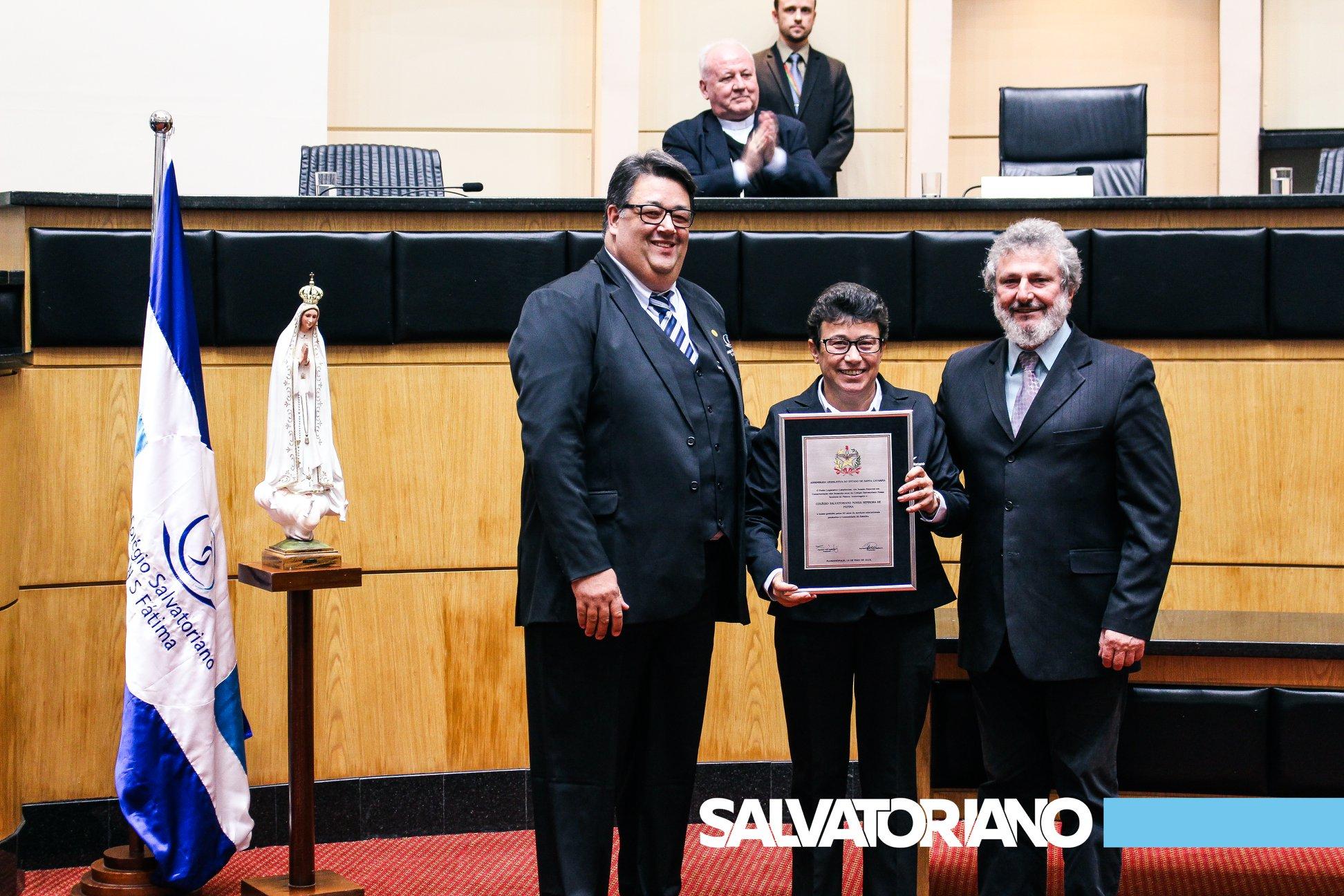 Sessão Especial na Assembleia Legislativa de Santa Catarina