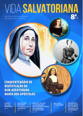 Revista Vida Salvatoriana 2018
