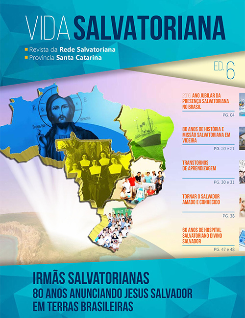 Revista Vida Salvatoriana 2016