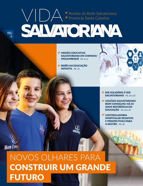 Revista Vida Salvatoriana 2015