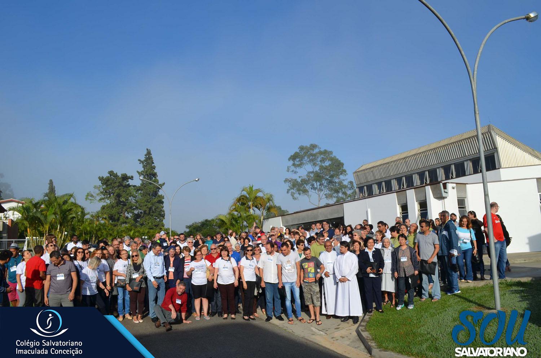 1º CONGRESSO NACIONAL DA FAMÍLIA SALVATORIANA
